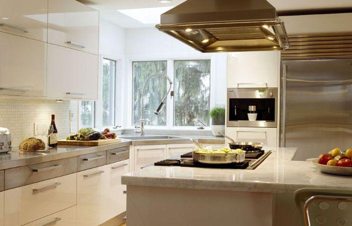 Кухненски интериор от Венегас и компания