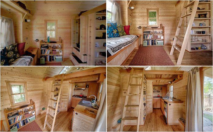Маленький домик Джины
