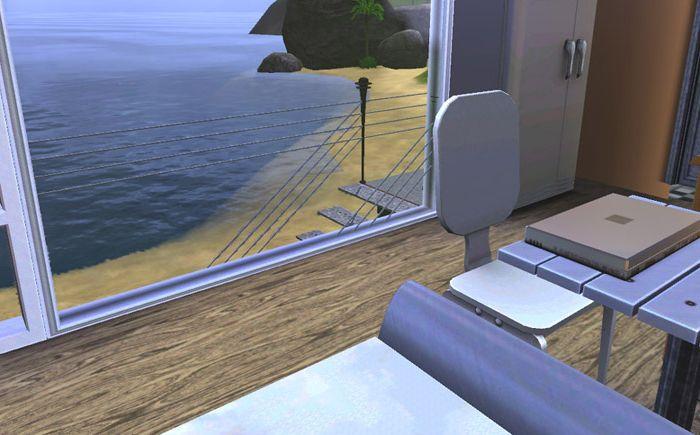 Самотна къща