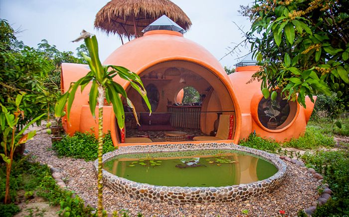 Steve's Dome House