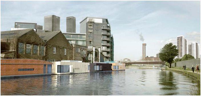 Floating Homes Ltd & BAKA Architects