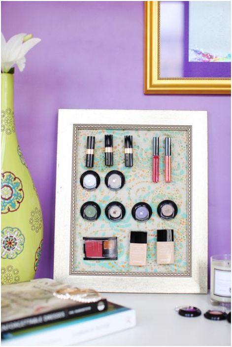 4. Чисто съхранение на козметика