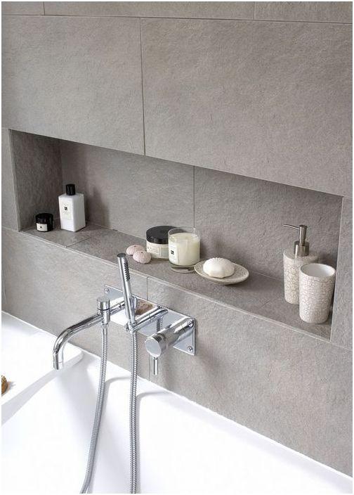 3. Тесни ниши в банята