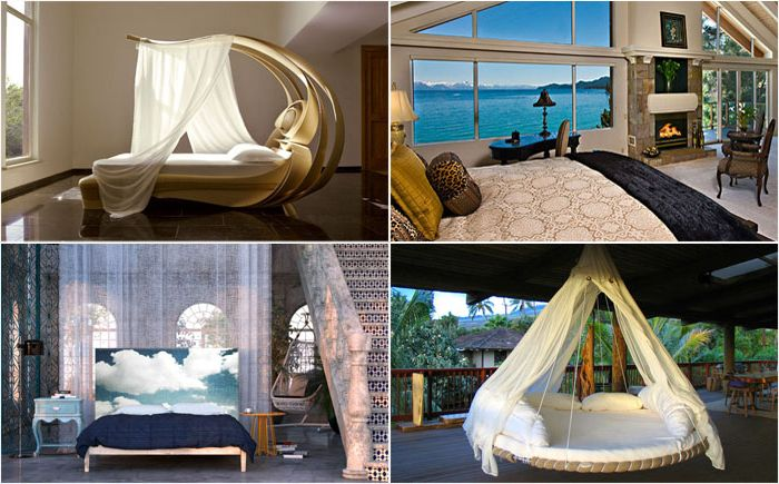Идеални спални за релаксиращ престой: топ три тайни