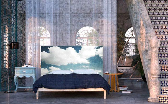 Минималистична спалня