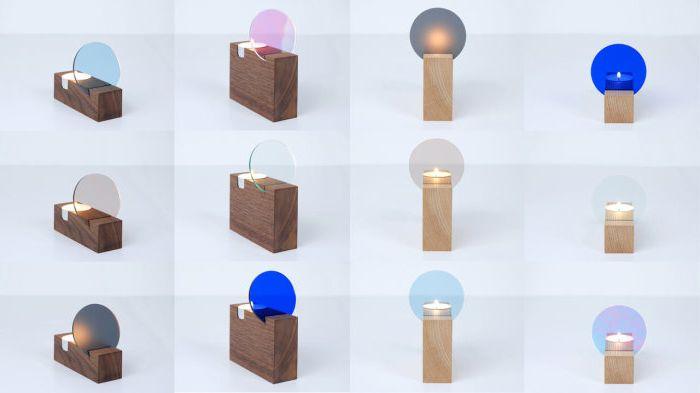Поредица от необичайни декори от датско студио за дизайн.