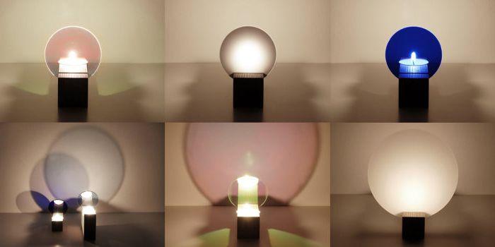 Играйте със светлина в колекция от оригинални свещници от Thier & VanDaalen.