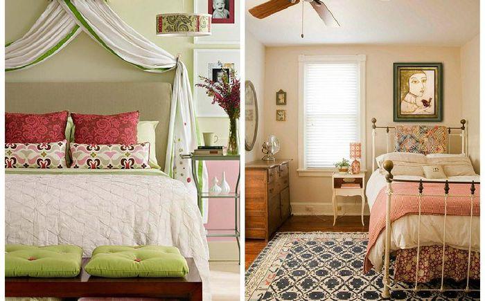 Малки спални.