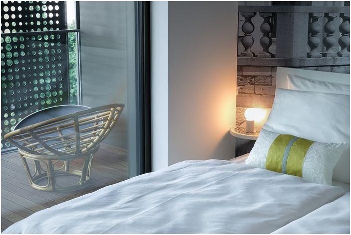 Интериор на спалнята