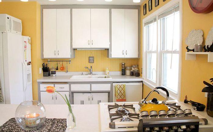 Кухня в эклектичном стиле от Kaia Calhoun