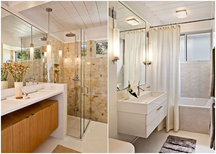 Kylpyhuoneissa