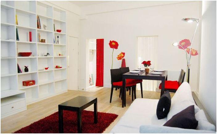 Квартира в Париже: 55 квадратных метров