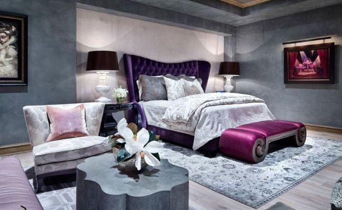 Спалня в марокански стил
