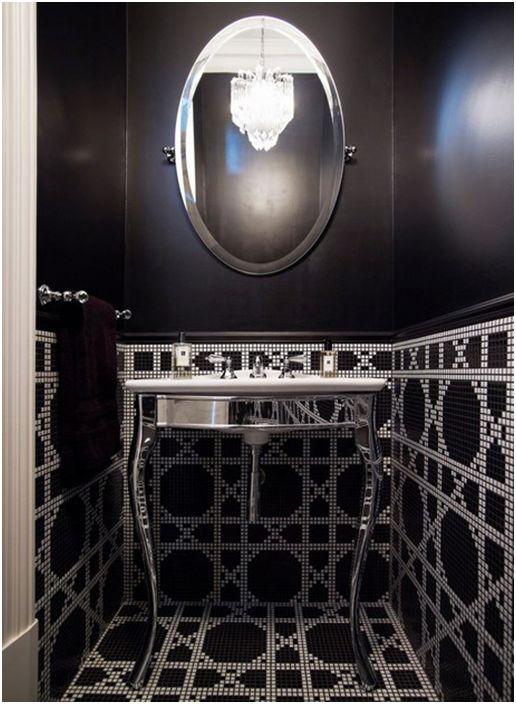 Интериор на банята от T01 Architecture & Interiors
