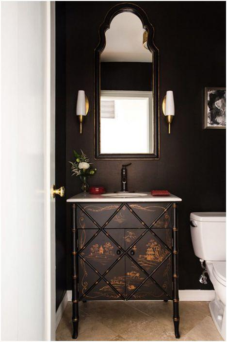 Интериор на банята от Charmean Neithart Interiors