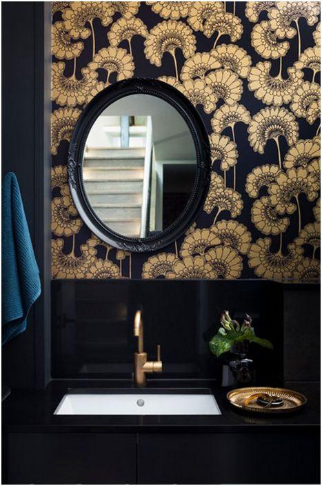 Интериор на банята от Camilla Molders Design