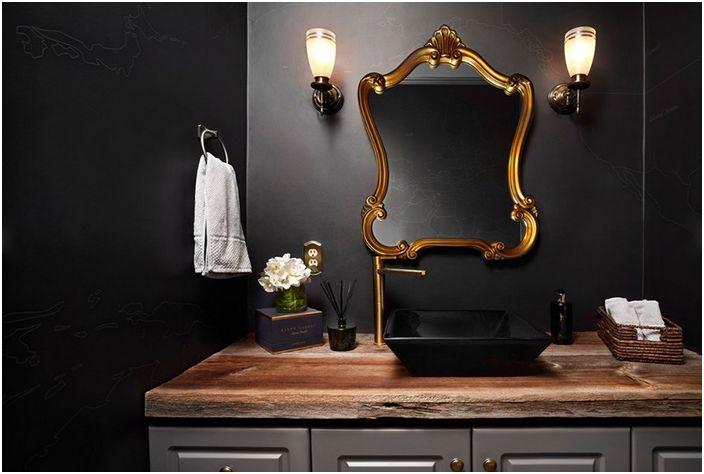 Интериор на банята от LUX Design
