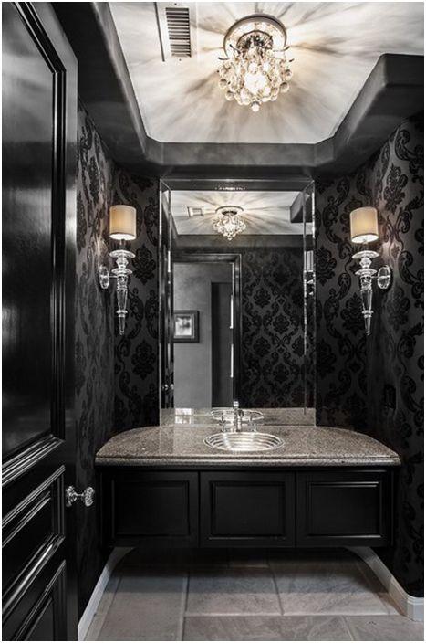 Интериор на банята от Ryan Street & Associates