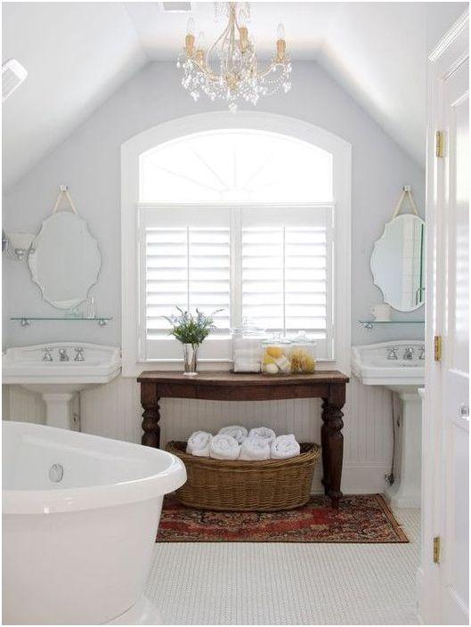 Dywan może odmienić wnętrze łazienki