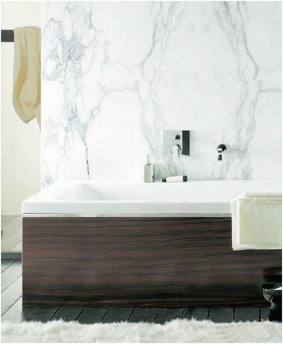 Интерьер ванной от ECO Creations
