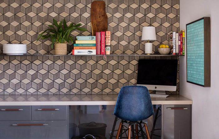Домашен офис и кухня - един подход