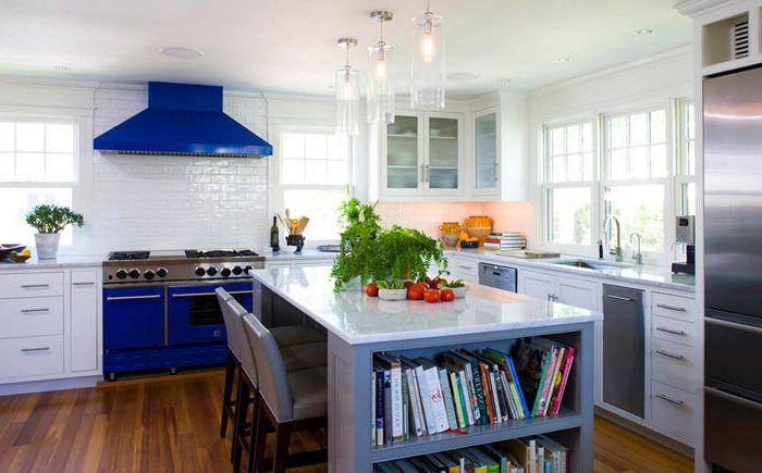 Кухненски интериор от Siemasko + Verbridge