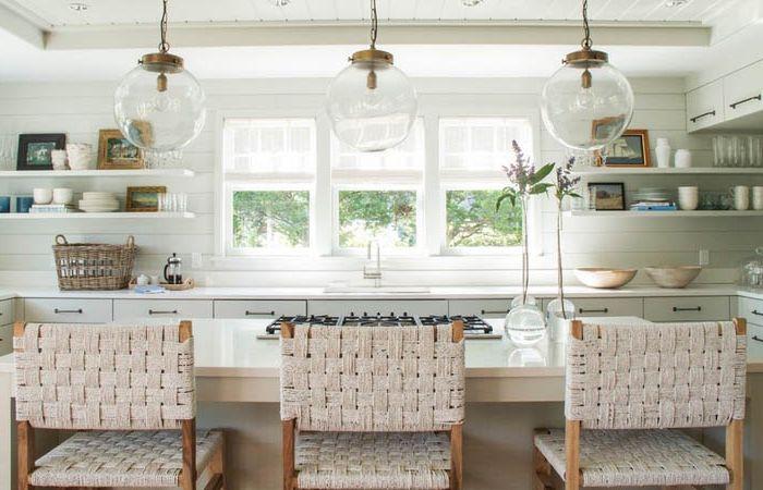 Кухненски интериор от дизайнерско студио Jill Howard
