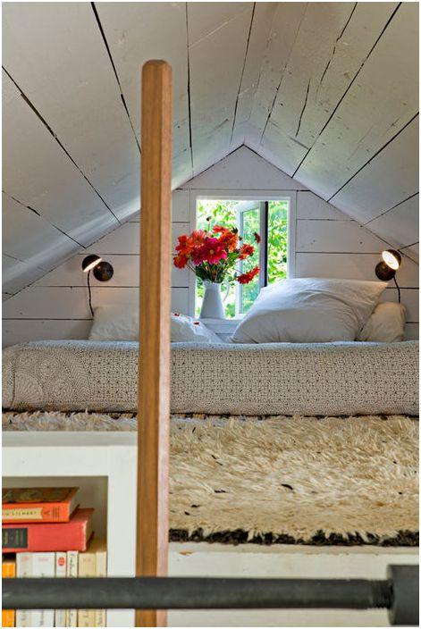 Родителите спят под покрива