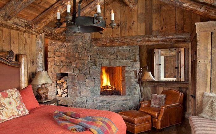 Спалня в селски стил на испански
