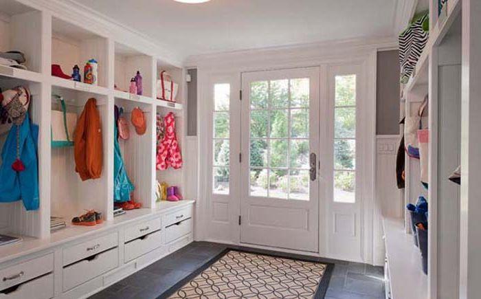 Множество шкафчиков и полочек - лучший выбор