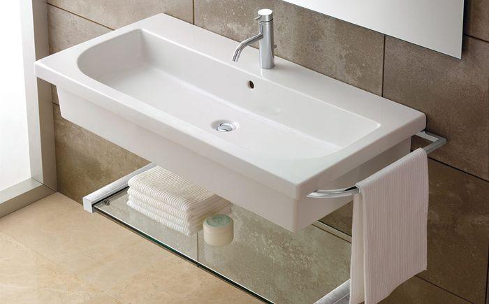 Мивка за стена