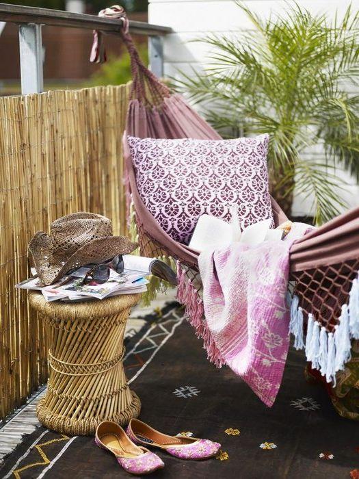 Хамак на балкона