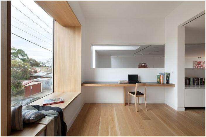 Оборудвайте обикновен перваза на прозореца с добър плот