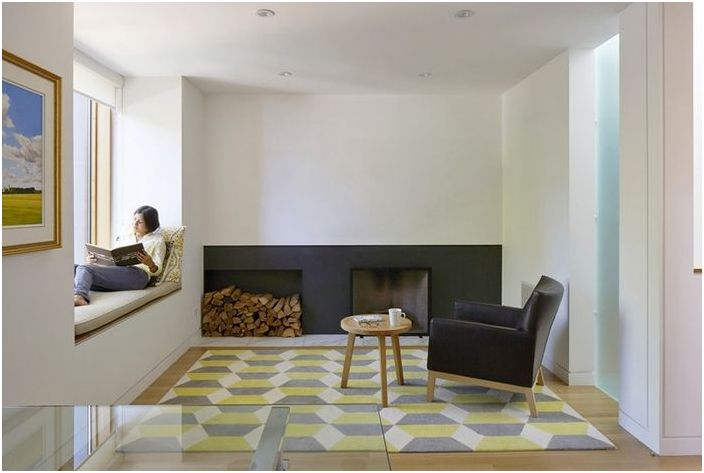 Направете диван от перваза на прозореца