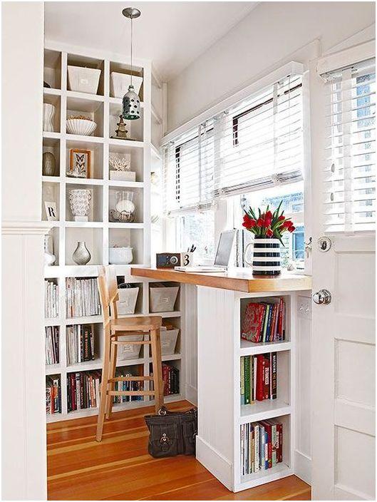 Бар стол е полезен за висок прозорец