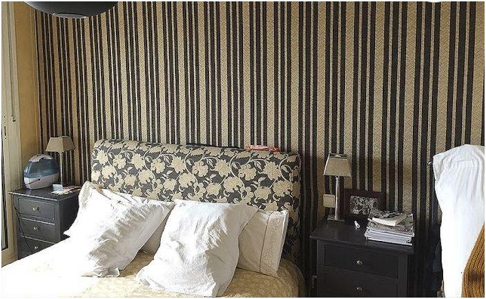 Интериор на спалнята преди ремонт