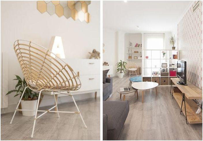 Леки и лаконични мебели