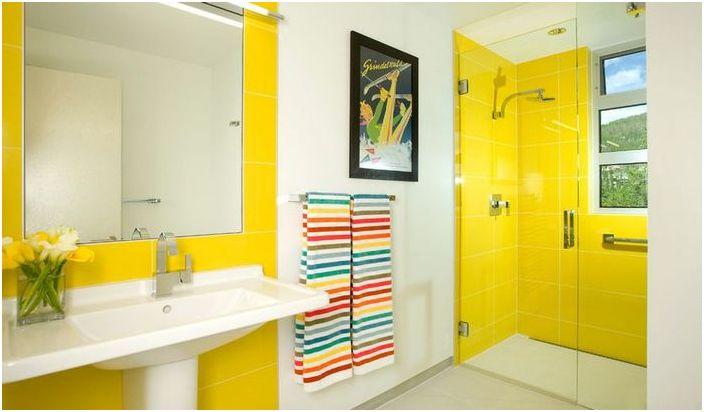 Жълта баня