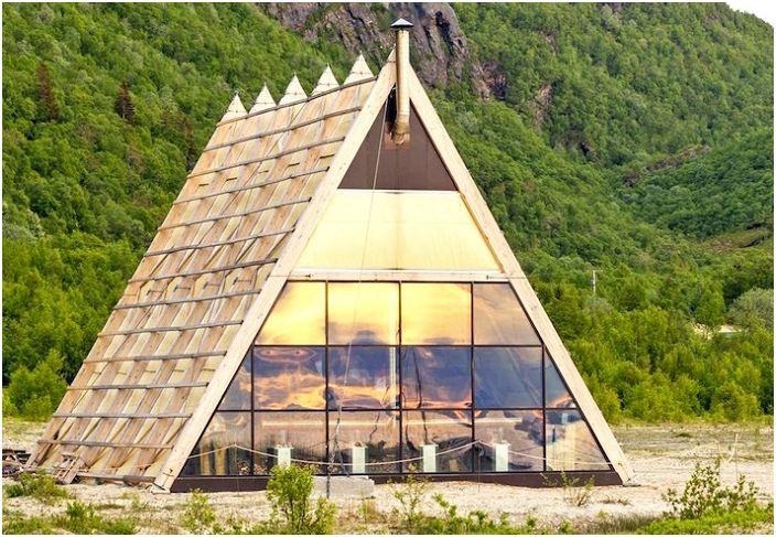 Agora to największa na świecie drewniana sauna.