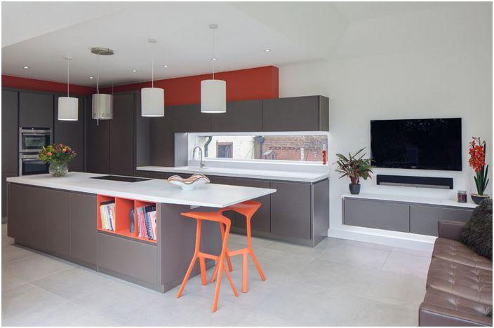 Kitchen interior from Zona Cucina