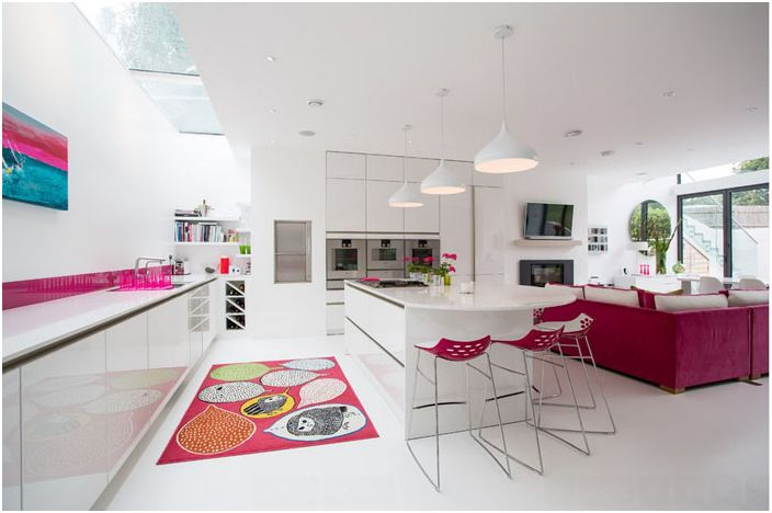 Kitchen interior by The Myers Touch
