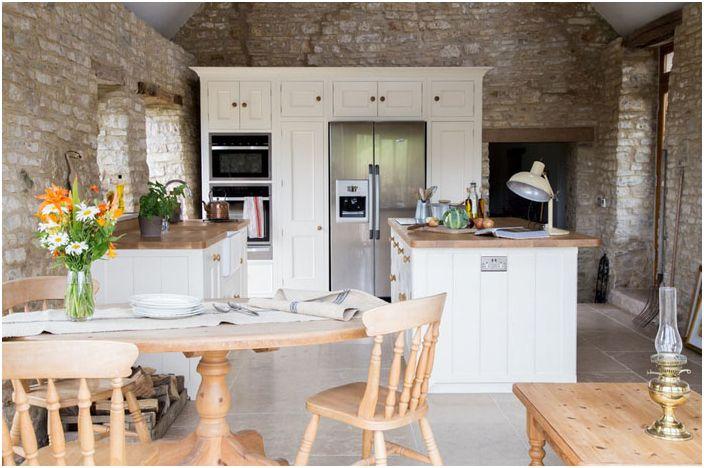 Sustainable Kitchens Kitchen Interior
