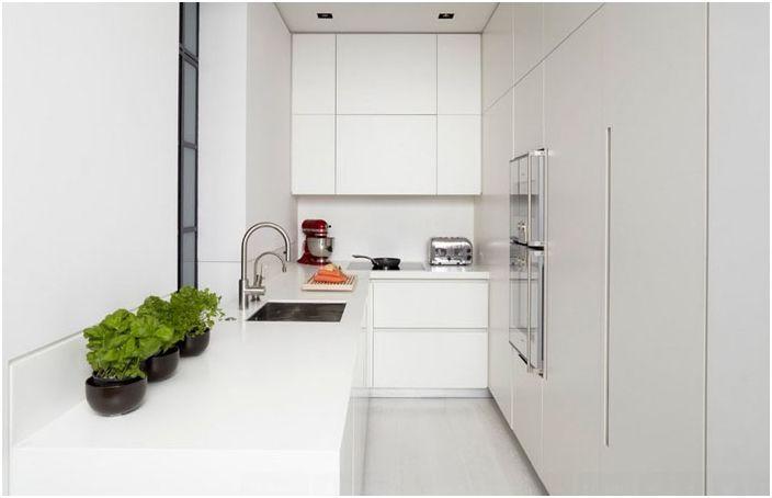 Kitchen interior by TLA Studio aka Trevor Lahiff Architects