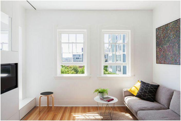Małe mieszkanie z tajemnicą