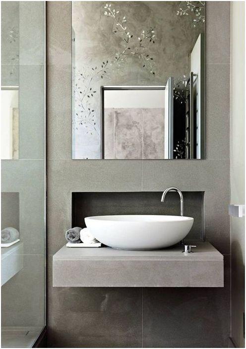 Стилен огледален дизайн