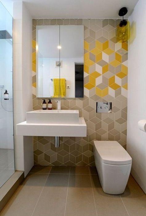 Геометрични модели в банята