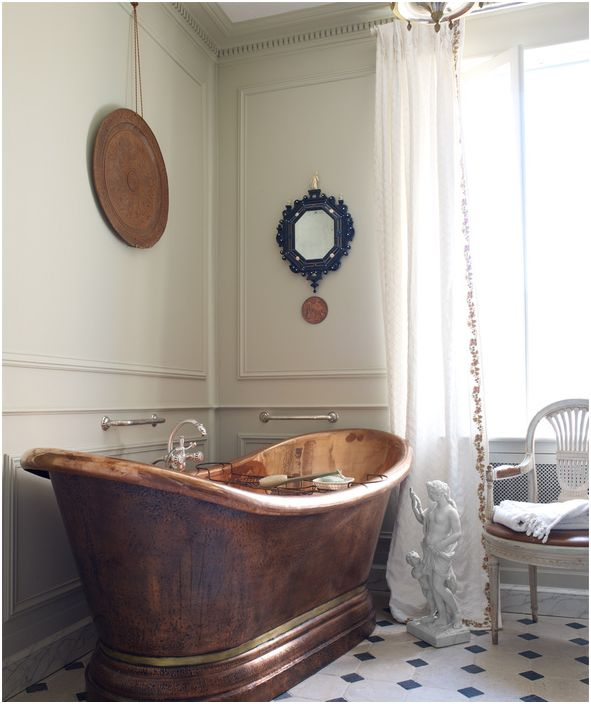 Bain de cuivre