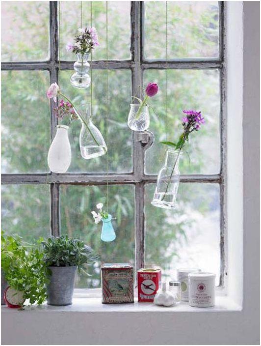 Ikkunoiden sisustus