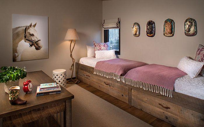 Елегантна спалня от интериорния дизайн на Дженифър Хой