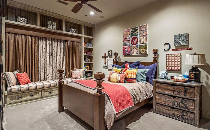 Стилна спалня от Jauregui Architect
